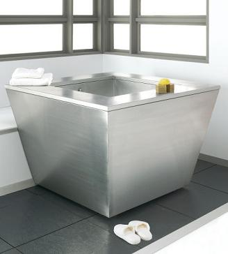 Superieur ... For A Stainless Steel Bathtub, You Will Also Be Doing Your Own Part For  Our Environment As Stainless Steel Can Be Regarded As An Eco Friendly  Material.
