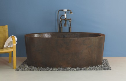 Native Trails Copper Bathtub